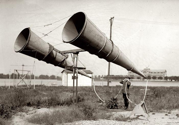 Sound Locators